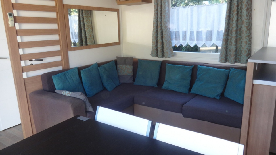 Mobil home occasion