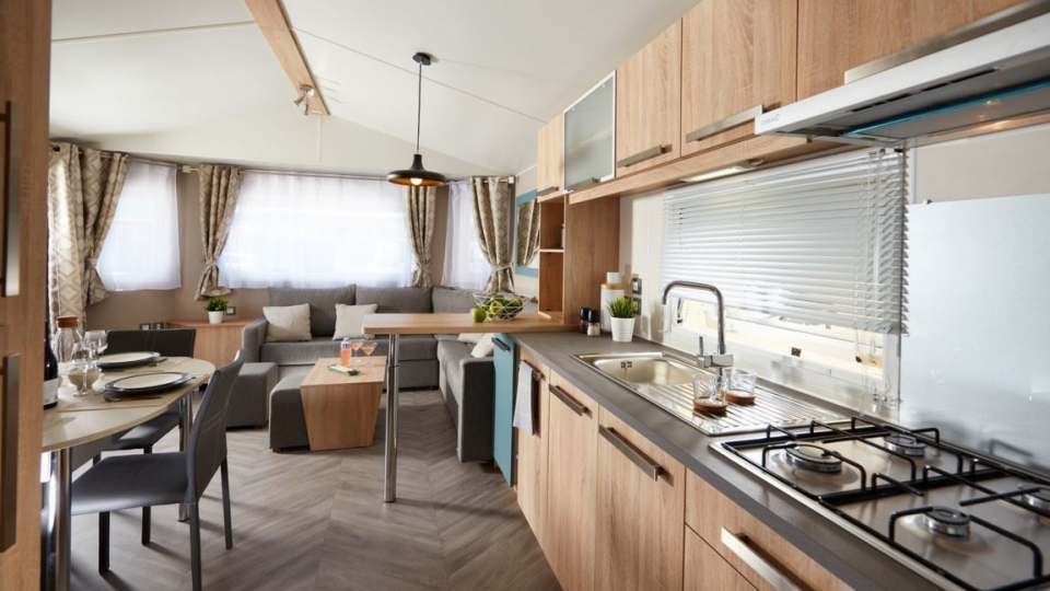 Mobil Home Mobil home neuf Intuition Luxe Panoramique 2ch MOB226