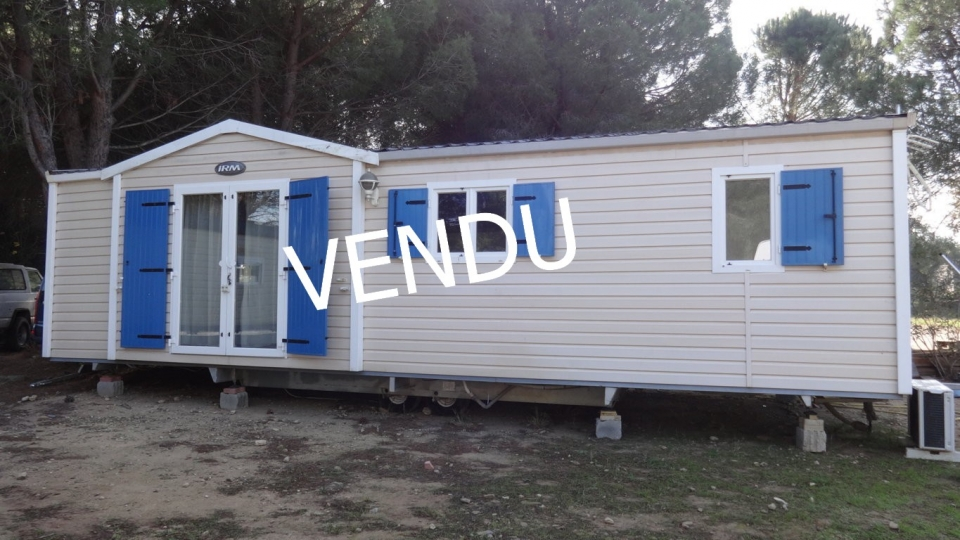 Mobil Home Mobil home occasion Saphir Panoramique Confort MOB290