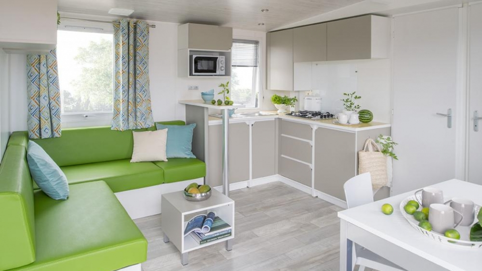 Mobil home neuf
