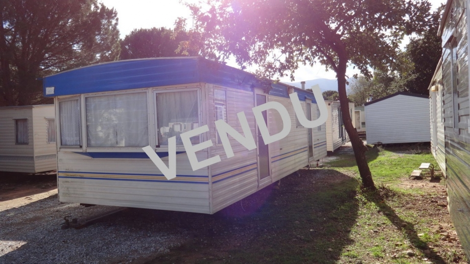 Mobil home occasion BLUE ABI - Réf : MOB58 0