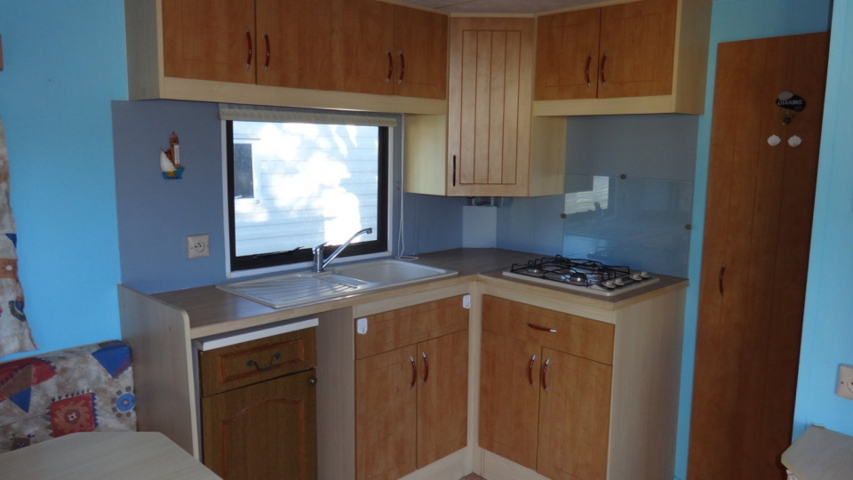 Mobil home occasion COTTAGE BLUE Willerby - Réf : MOB71 2