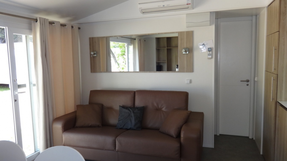 Mobil home occasion CONFORT Sunroller - Réf : MOB84 1