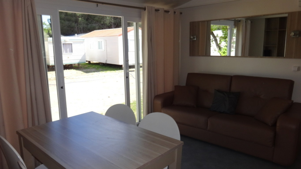 Mobil home occasion CONFORT Sunroller - Réf : MOB84 6
